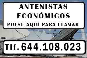 Servicios de reparación de antenas en Barcelona Urgentes